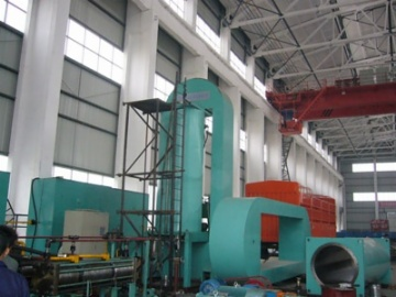 cold isostatic pressing equipment